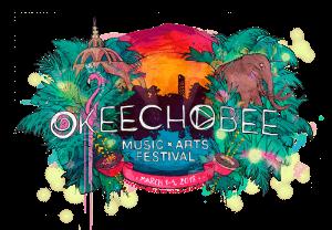 Okeechobee Music Arts Festival Logo